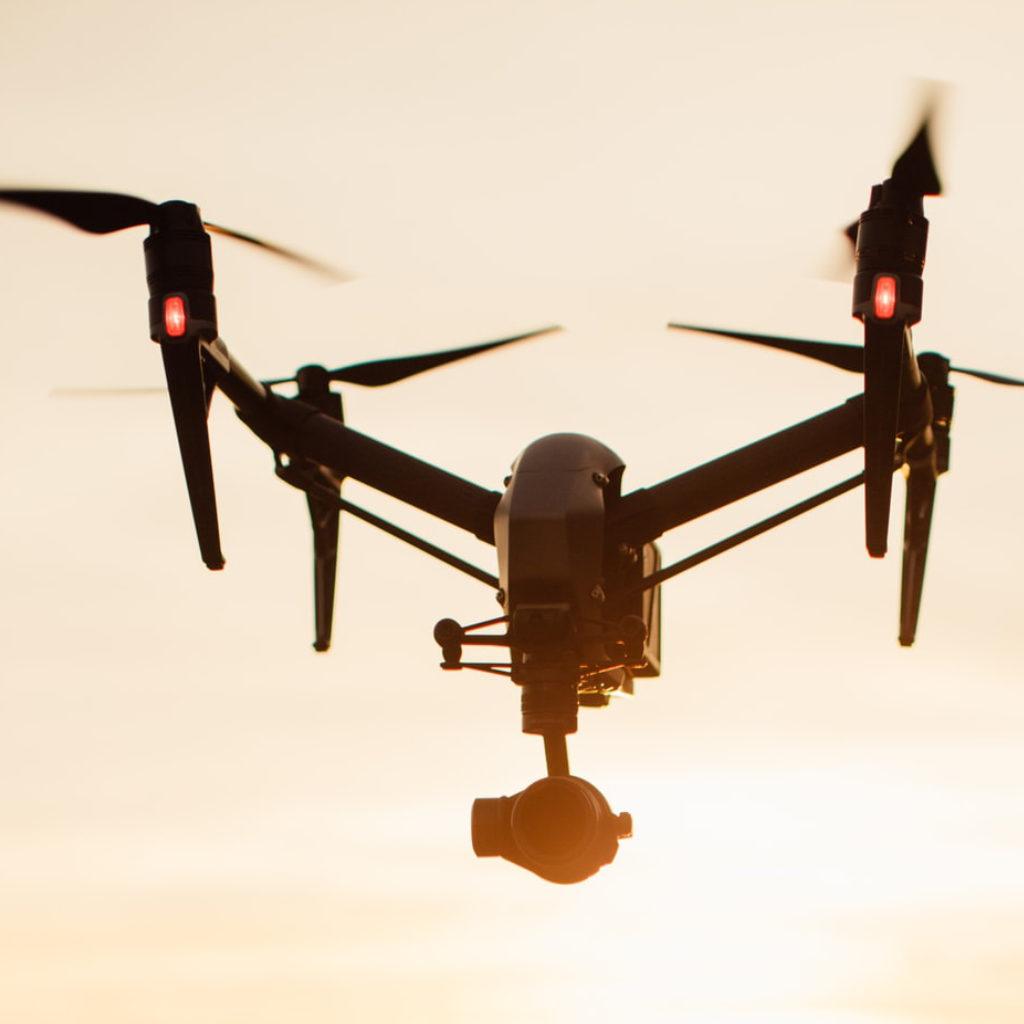 Drone Béziers