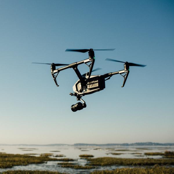 Drone Nimes